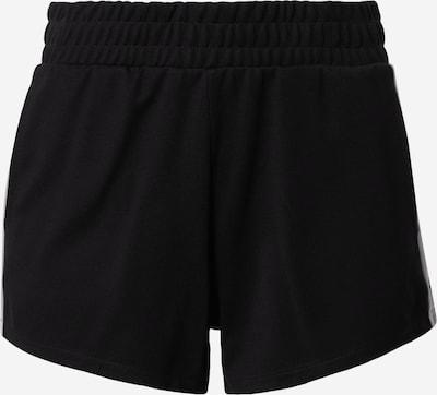 4F Športne hlače | roza / črna barva, Prikaz izdelka