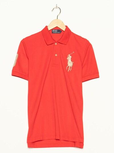 RALPH LAUREN Polohemd in M in rot, Produktansicht