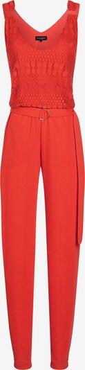 Ana Alcazar Jumpsuit ' Ahema ' in rot, Produktansicht