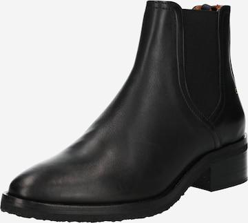 """juoda Vanessa Bruno """"Chelsea"""" batai"""