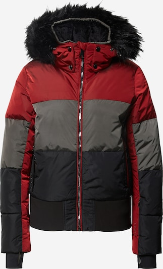 LUHTA Outdoor jacket in mixed colours, Item view