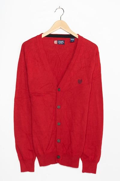 CHAPS Strickjacke in L in rot, Produktansicht