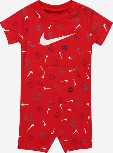 Nike Sportswear Overal - námořnická modř / šedá / červená / bílá, Produkt