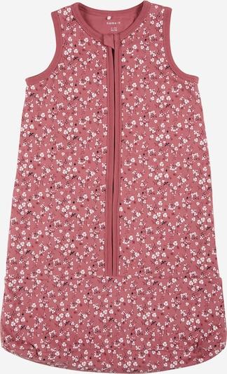 NAME IT Slaapzak 'Klop' in de kleur Bessen / Rosé / Wit, Productweergave