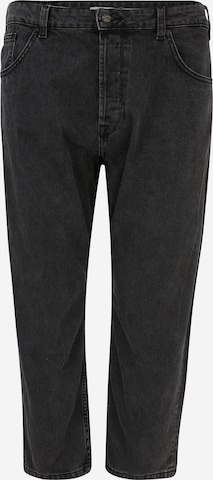 Only & Sons Big & Tall Jeans in Schwarz