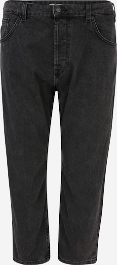 Only & Sons Big & Tall Jeans in black denim, Produktansicht