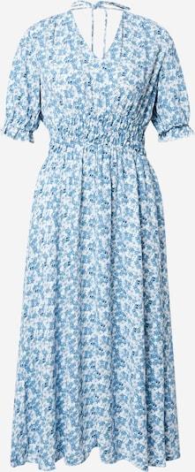 Y.A.S Kleid 'SUSLA' in hellblau / gelb / weiß, Produktansicht