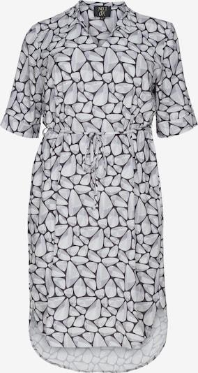 NO.1 by OX Tunika in grau / schwarz / weiß, Produktansicht