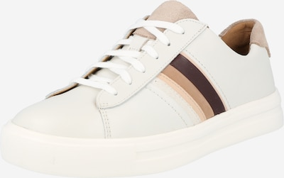 CLARKS Sneakers low 'Un Maui Band' in White, Item view