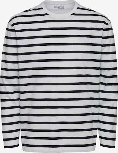 SELECTED HOMME Bluser & t-shirts i sort / hvid, Produktvisning