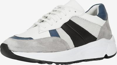 INUOVO Sneaker in blau / weiß, Produktansicht