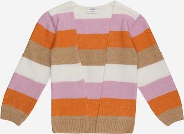 D-XEL Knit Cardigan 'DIVINA 609' in Mixed colors