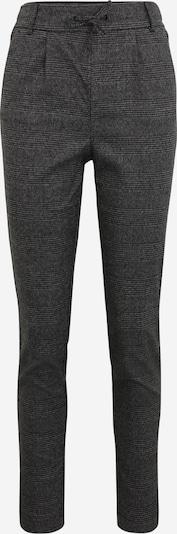 Only Tall Pantalón plisado 'POPTRASH' en gris / negro, Vista del producto