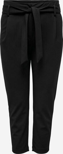Pantaloni con pieghe 'CAROLINUS' ONLY Carmakoma di colore nero, Visualizzazione prodotti