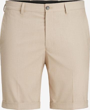 Pantalon chino 'Solaris' JACK & JONES en beige