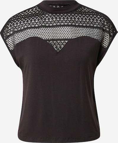GUESS T-shirt 'NISAN' i svart, Produktvy