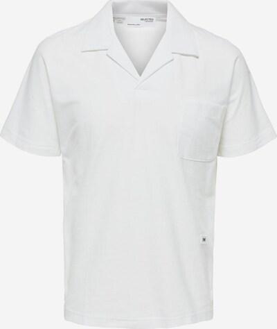 fehér SELECTED HOMME Póló, Termék nézet