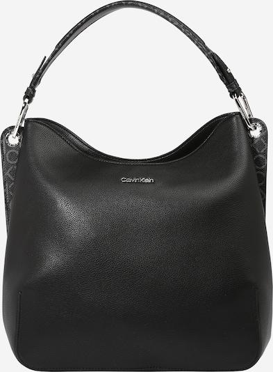 Calvin Klein Schultertasche in grau / schwarz, Produktansicht