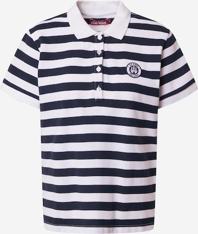 Derbe Koszulka w kolorze granatowy / białym, Podgląd produktu