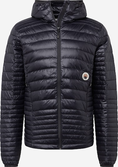 Maloja Sport-Jacke'Josua' in schwarz, Produktansicht