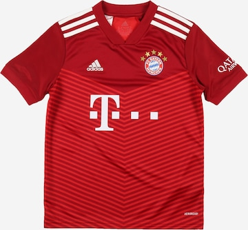 ADIDAS PERFORMANCE Performance shirt 'FC Bayern 21/22' in Red