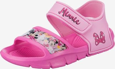 Disney Minnie Mouse Badeschuh in pink, Produktansicht