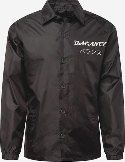 Denim Project Starpsezonu jaka, krāsa - melns, Preces skats