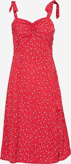Missguided Kleid 'DITSY' in hellblau / rot / schwarz / weiß, Produktansicht