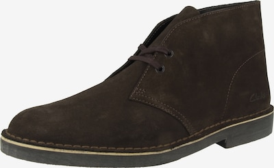 CLARKS Boots in dunkelbraun, Produktansicht