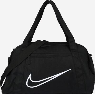 NIKE Torba sportowa 'Gym Club' w kolorze czarny / białym, Podgląd produktu