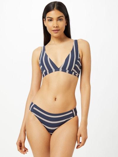 ROXY Bikini 'MOONLIGHT SPLASH', krāsa - tumši zils / Zelts / balts, Modeļa skats
