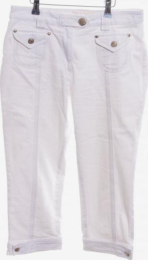 Crisca 7/8 Jeans in 29 in weiß, Produktansicht