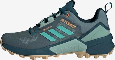adidas Terrex Halbschuhe in türkis / dunkelblau / orange, Produktansicht