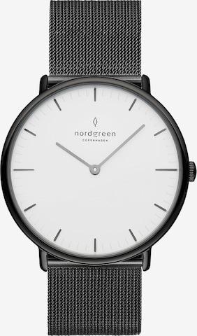 Nordgreen Uhr in Silber
