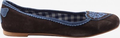 Krüger Flats & Loafers in 40 in Blue / Brown, Item view