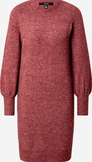 VERO MODA Knit dress 'Simone' in wine red, Item view