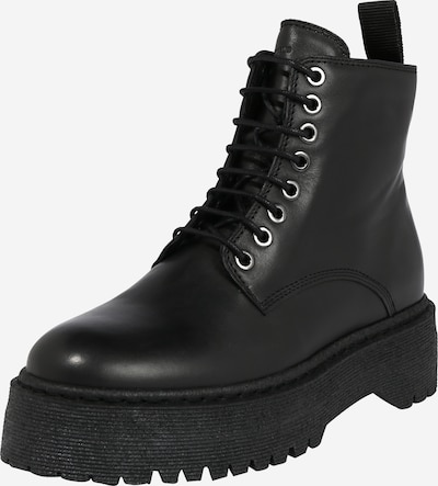 ROYAL REPUBLIQ Boots 'Command' in de kleur Zwart, Productweergave