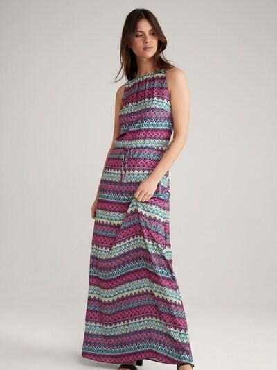 JOOP! Kleid in blau / pink / weiß, Modelansicht