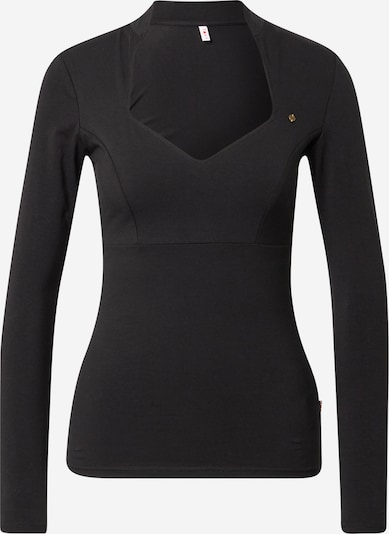 Blutsgeschwister Camiseta en negro, Vista del producto