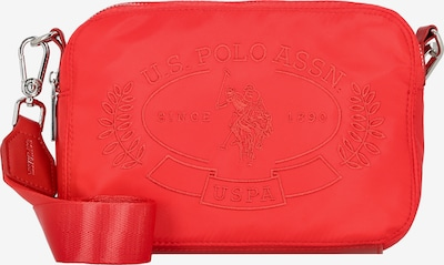U.S. POLO ASSN. Umhängetasche in rot, Produktansicht