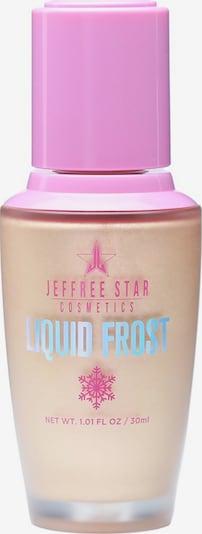 Jeffree Star Cosmetics Highlighter 'Liquid Frost' in beige, Produktansicht
