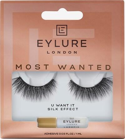 Eylure Künstliche Wimpern 'U Want It' in schwarz, Produktansicht