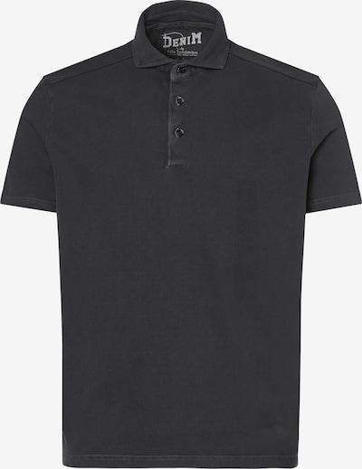 Nils Sundström Poloshirt in dunkelgrau, Produktansicht