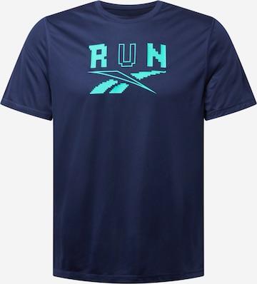 Reebok Sport Funktsionaalne särk, värv sinine