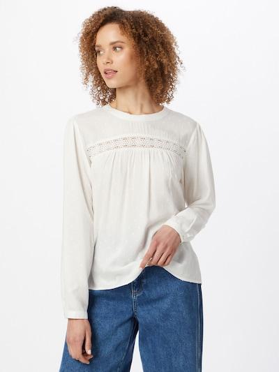 ABOUT YOU Bluse 'Lenio' in weiß, Modelansicht