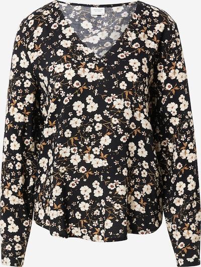 JACQUELINE de YONG Shirt 'Kaitlyn' in mischfarben / schwarz, Produktansicht