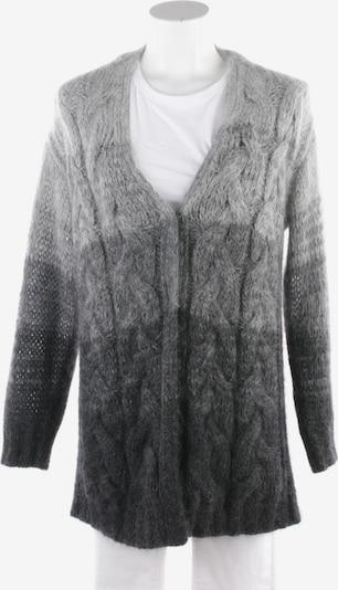 Twin Set Pullover / Strickjacke in S in grau, Produktansicht
