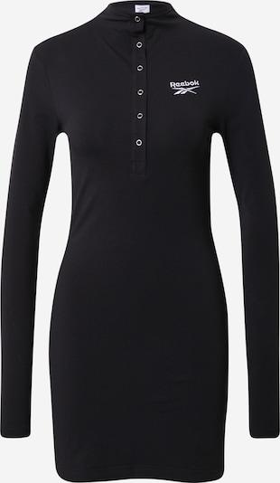 Reebok Classics Kleid 'CL WDE SLIM DRESS' in schwarz, Produktansicht