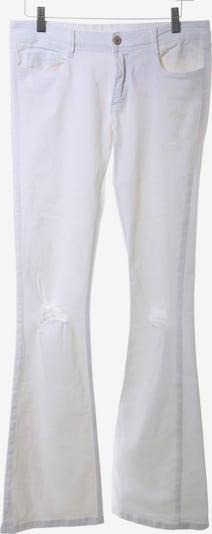 ZARA Boot Cut Jeans in 29 in weiß, Produktansicht