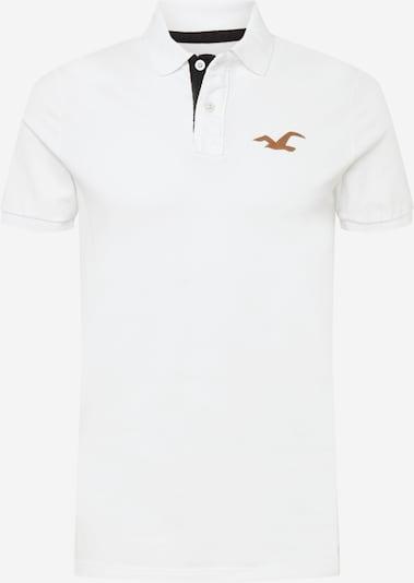 HOLLISTER T-Shirt en blanc, Vue avec produit